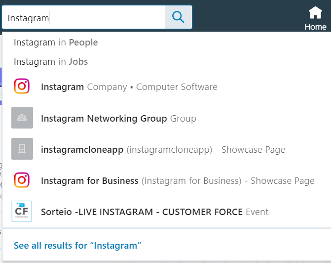 LinkedIn homepage, 9 tips