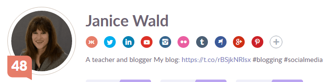 Klout helps #bloggers get visibility