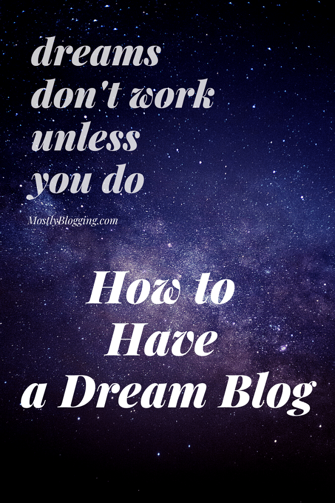 Dream blogs