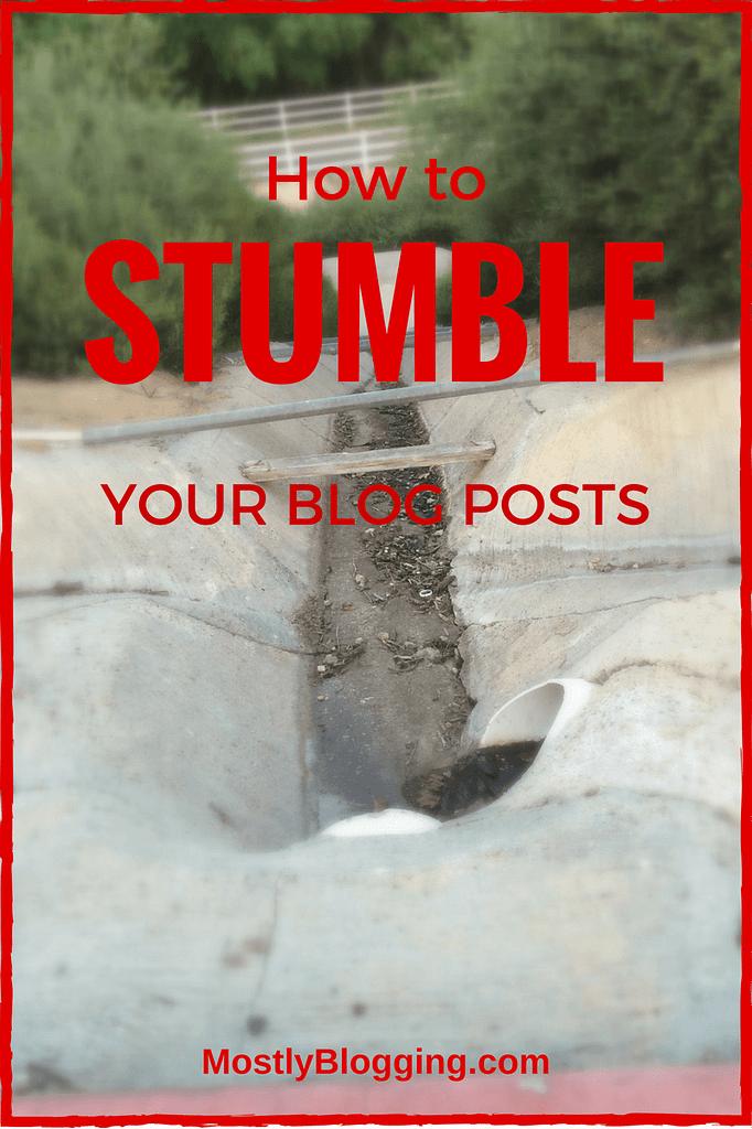 StumbleUpon helps #Bloggers get massive blog traffic #BloggingTips