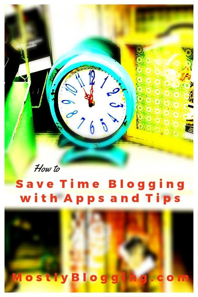 You can be a more productive blogger with these 7 #apps and #BloggingTips