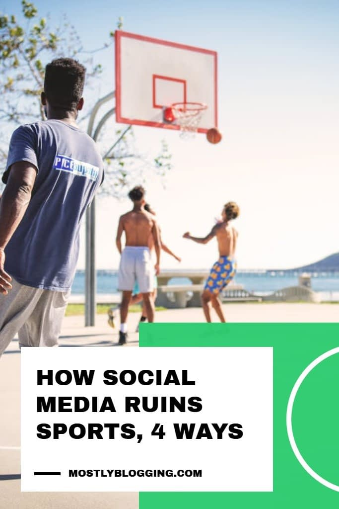 social media for sports