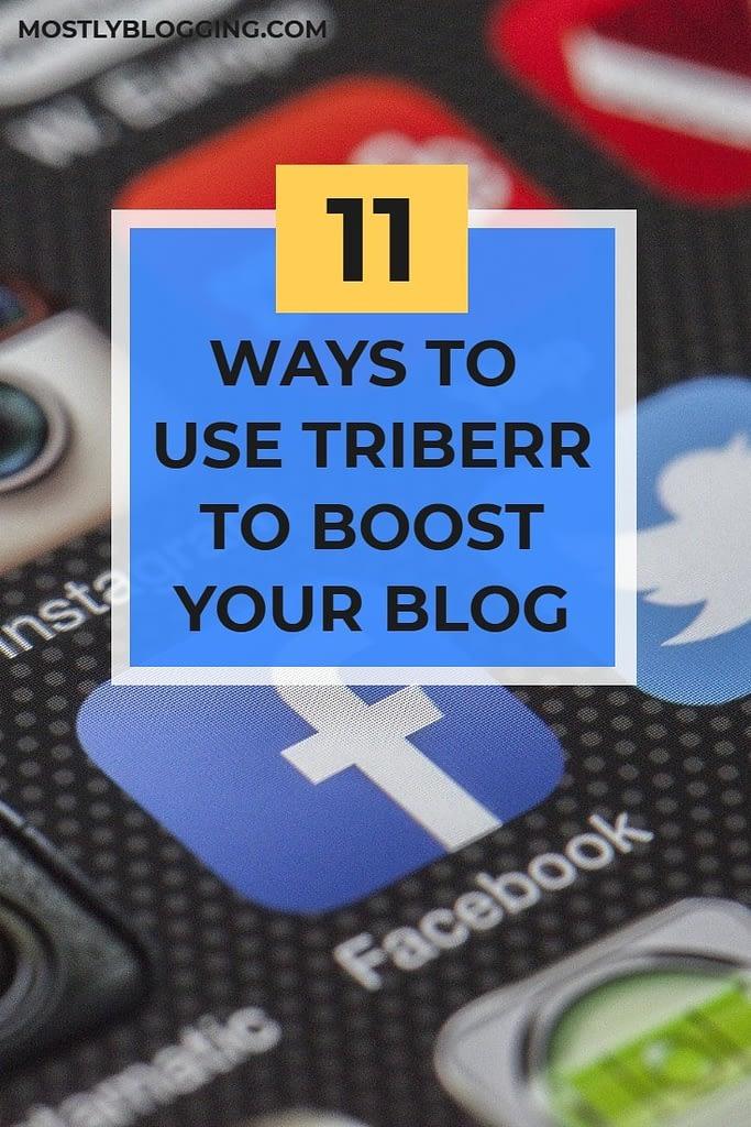 Triberr review