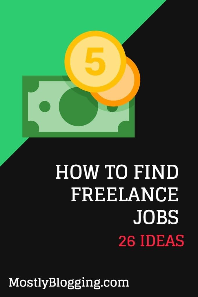 FREELANCE JOB IDEAS