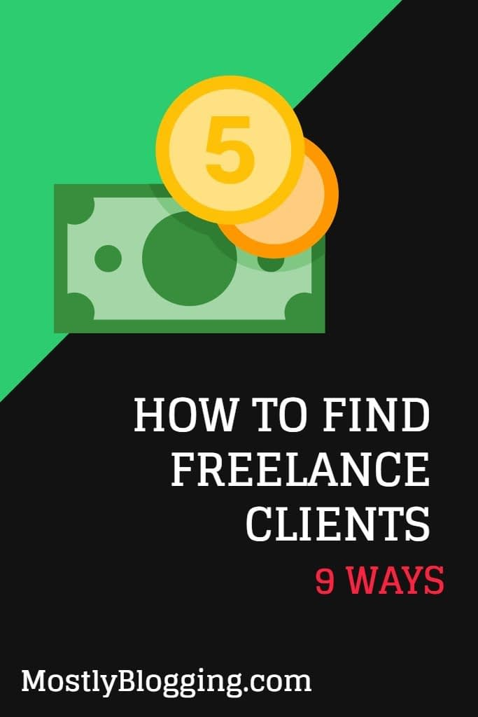 how to get clients as a freelancer