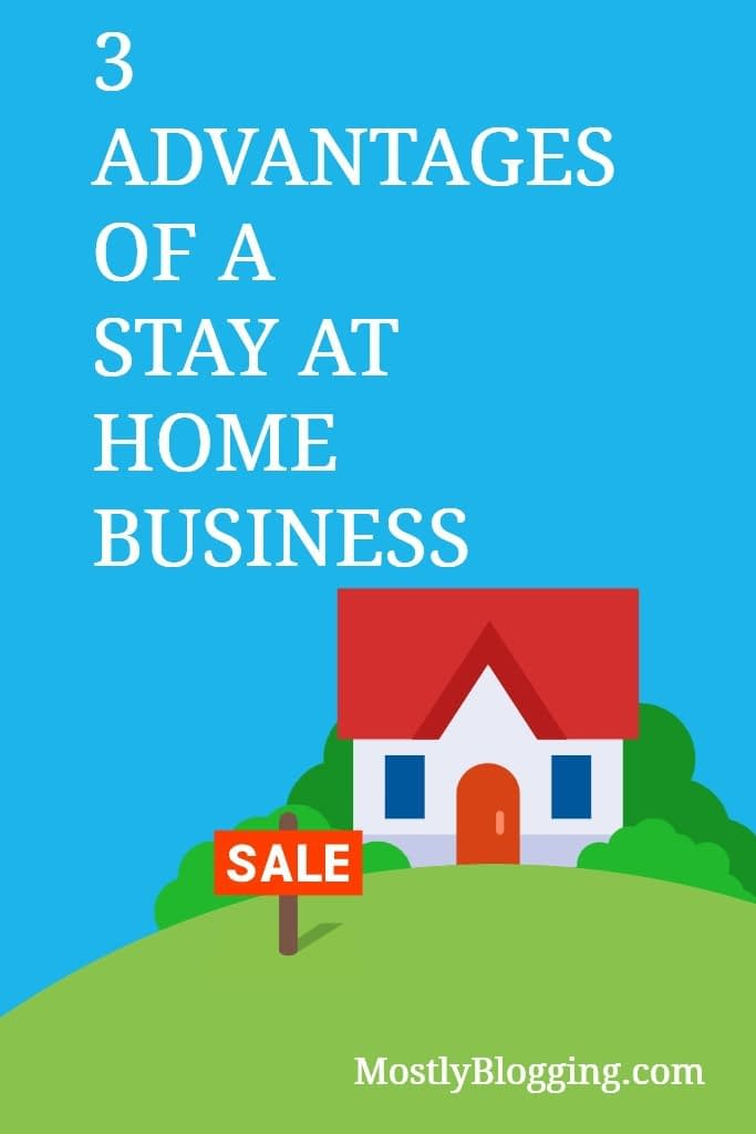 stay at home business