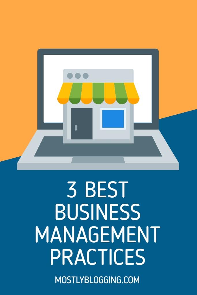 management best practices