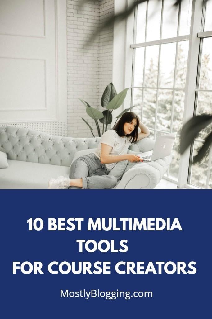 multimedia authoring tools