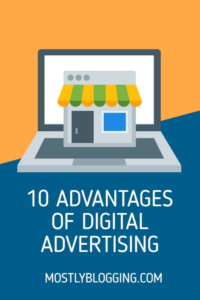 advantages of internet advertising