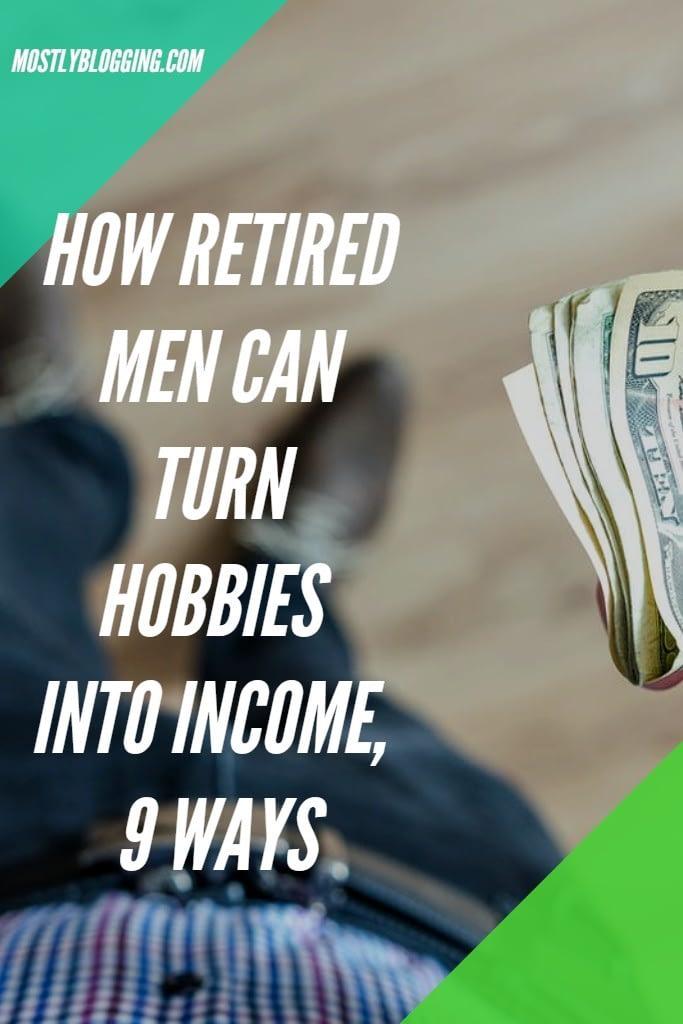 hobbies for retired men