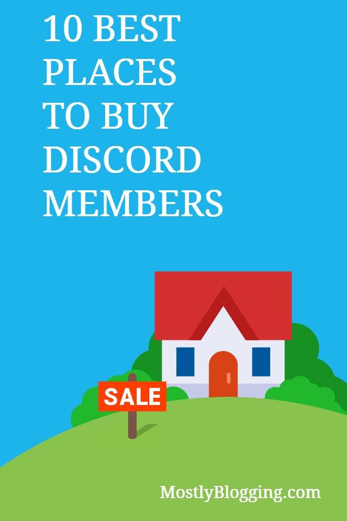 buy Discord members