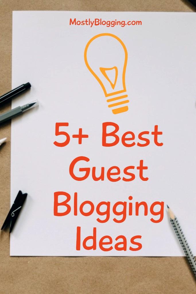 guest blogging business