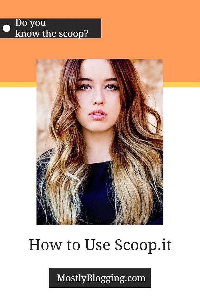 Scoop it Scoop.it