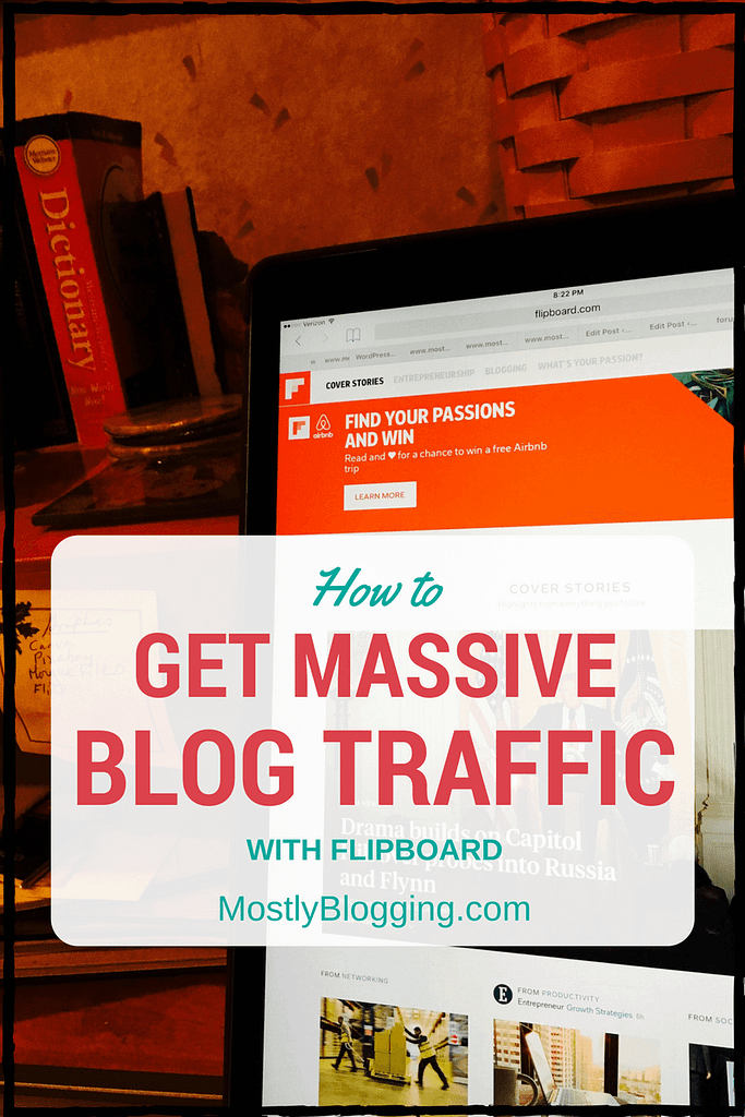 #Bloggers can get massive #blog traffic from Flipboard