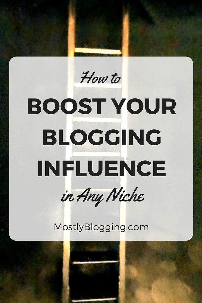 How to be a blogging influencer, 11 #BloggingTips