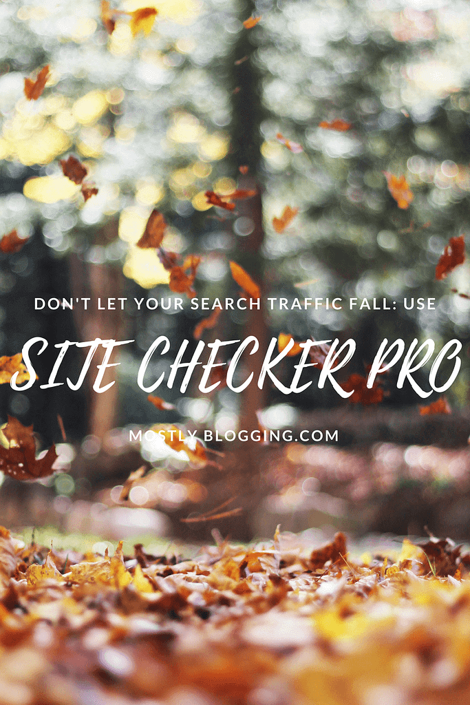 SiteChecker.Pro gives you a free SEO audit