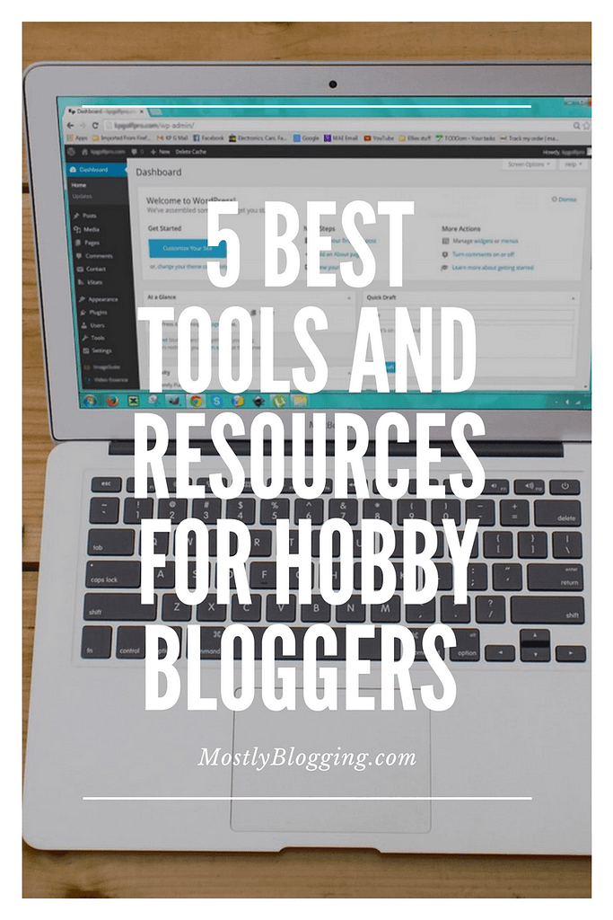 these hobby bloggers' resources are free