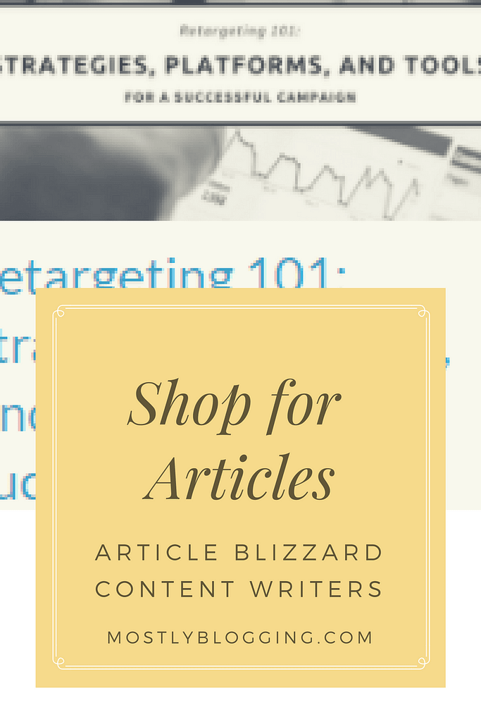 Article Blizzard Article Writing Service Review