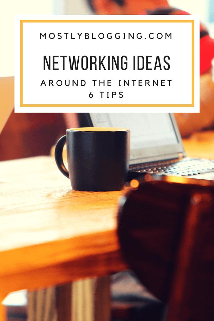 Networking Ideas around the internet