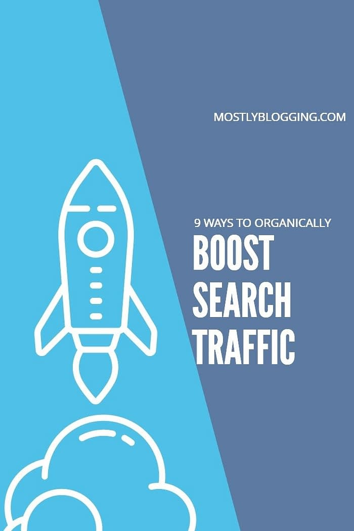 How to organically boost page views with a 9-part SEO traffic generator checklist