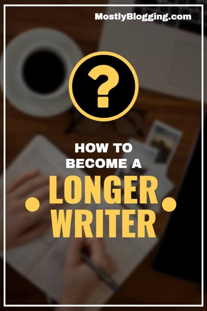 How to make short blogs long
