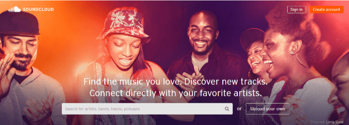 Soundcloud helps #bloggers with podcasts