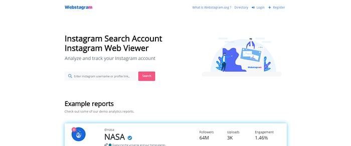 Twiends Webstagram