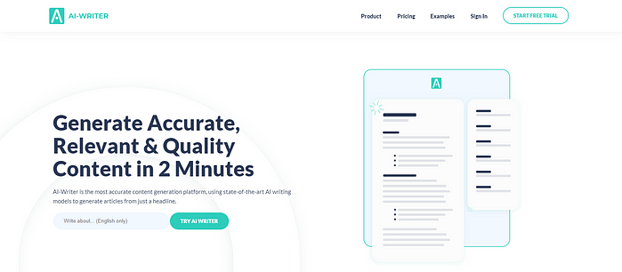 QuillBot review AI Writer