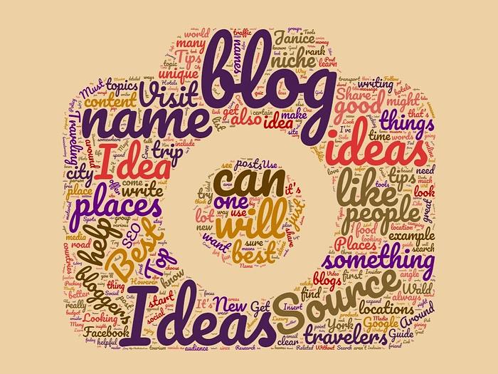 Travel Blog Ideas