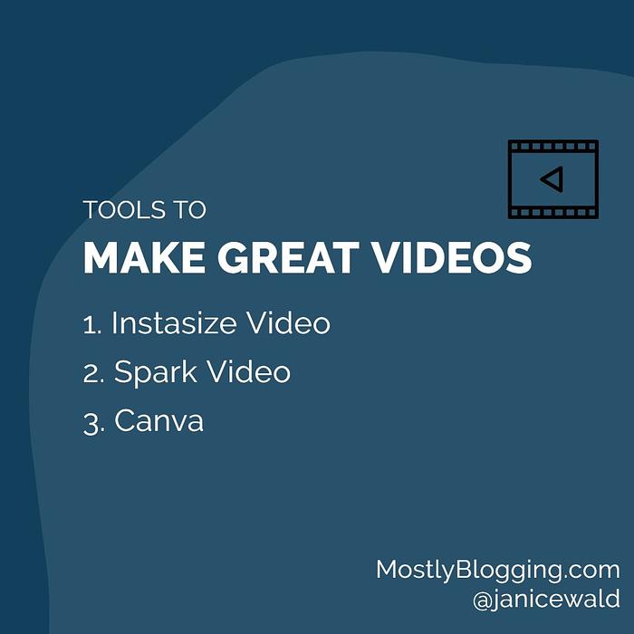 Instasize Video