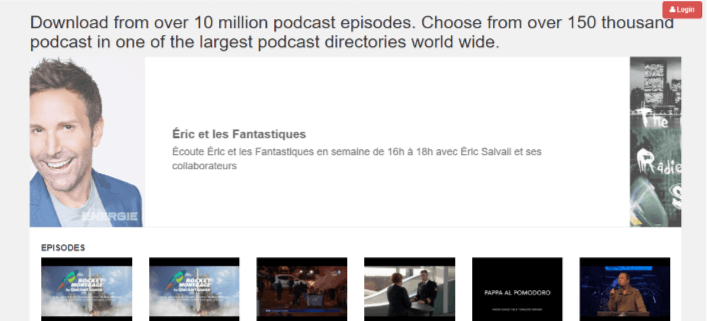 PodcastDirectory helps #bloggers with blogging
