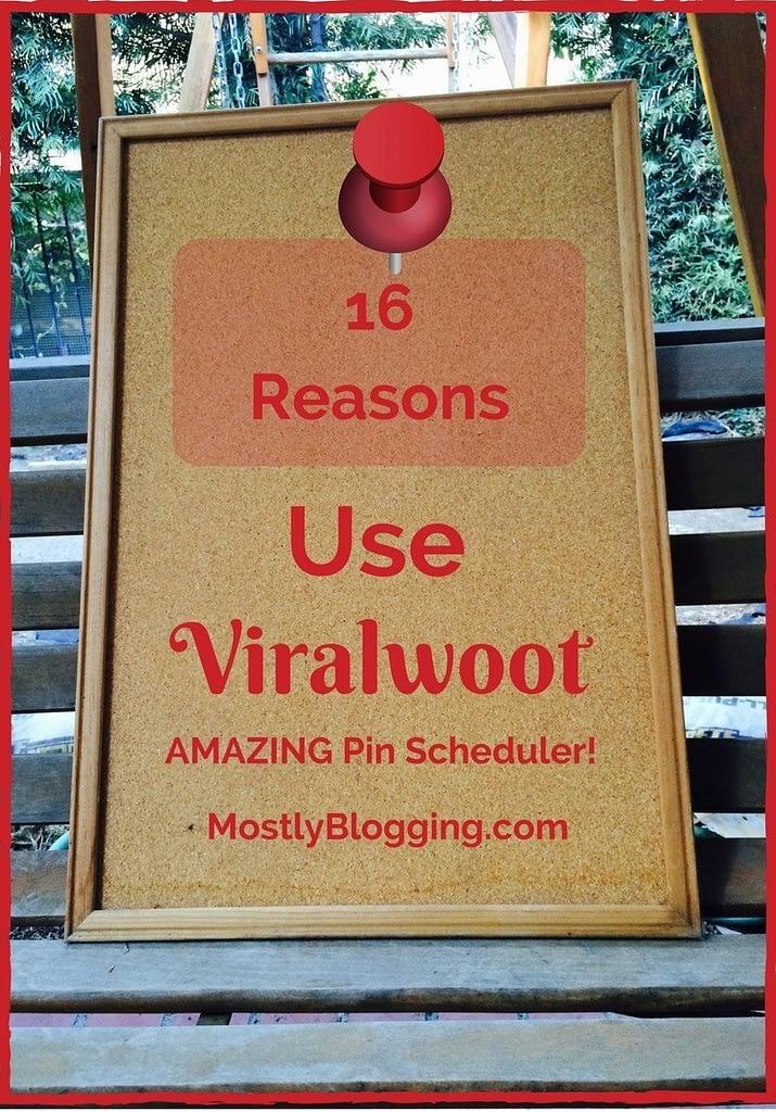 Viralwoot is a free Pinterest scheduler