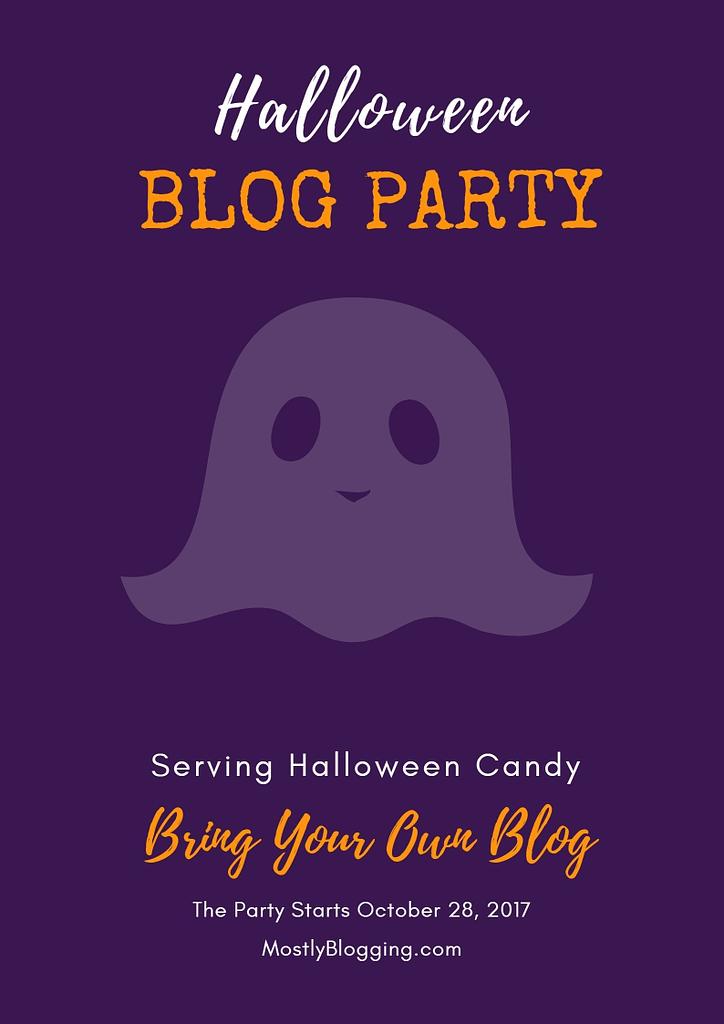 Halloween Blog Party