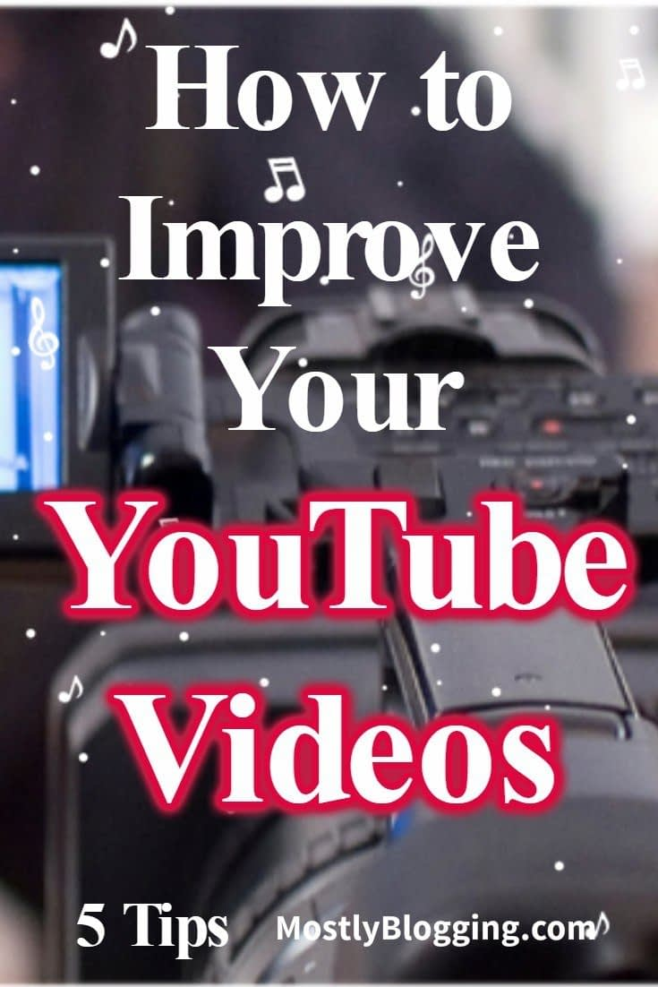 How to Improve Your YouTube Videos #VideoMarketing #Videos #YouTube
