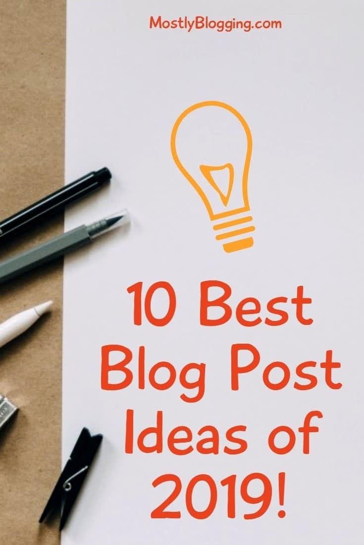 How to write a blog about yourself
