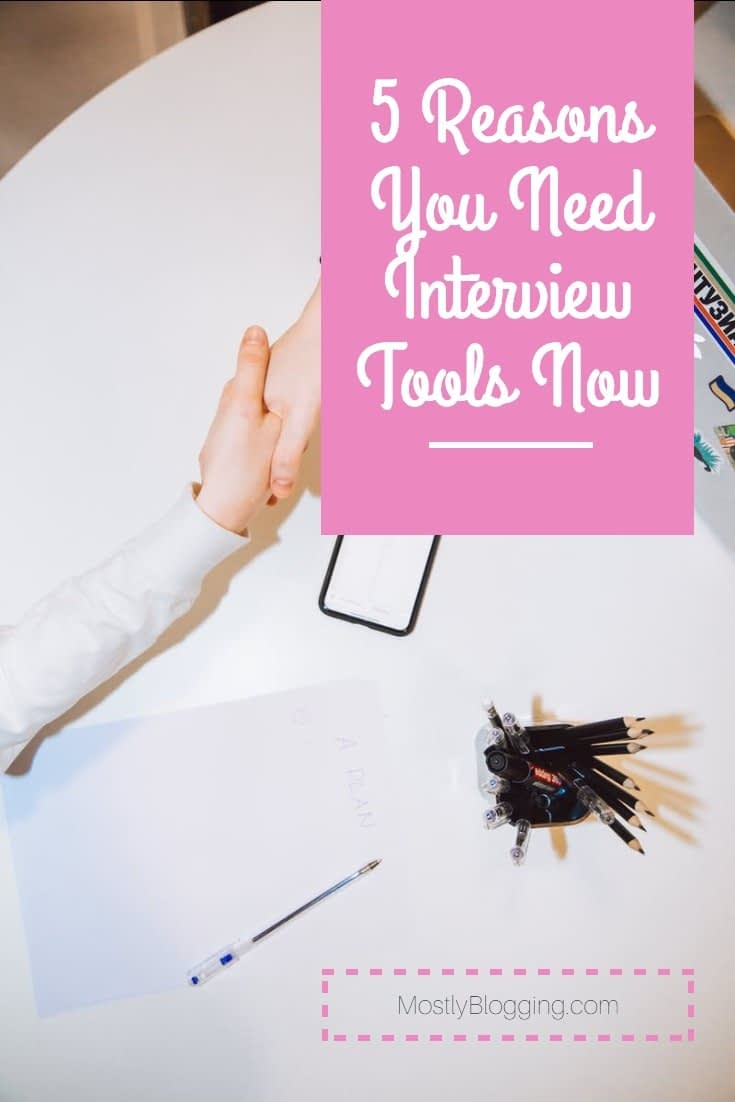 Interview Scheduling Software