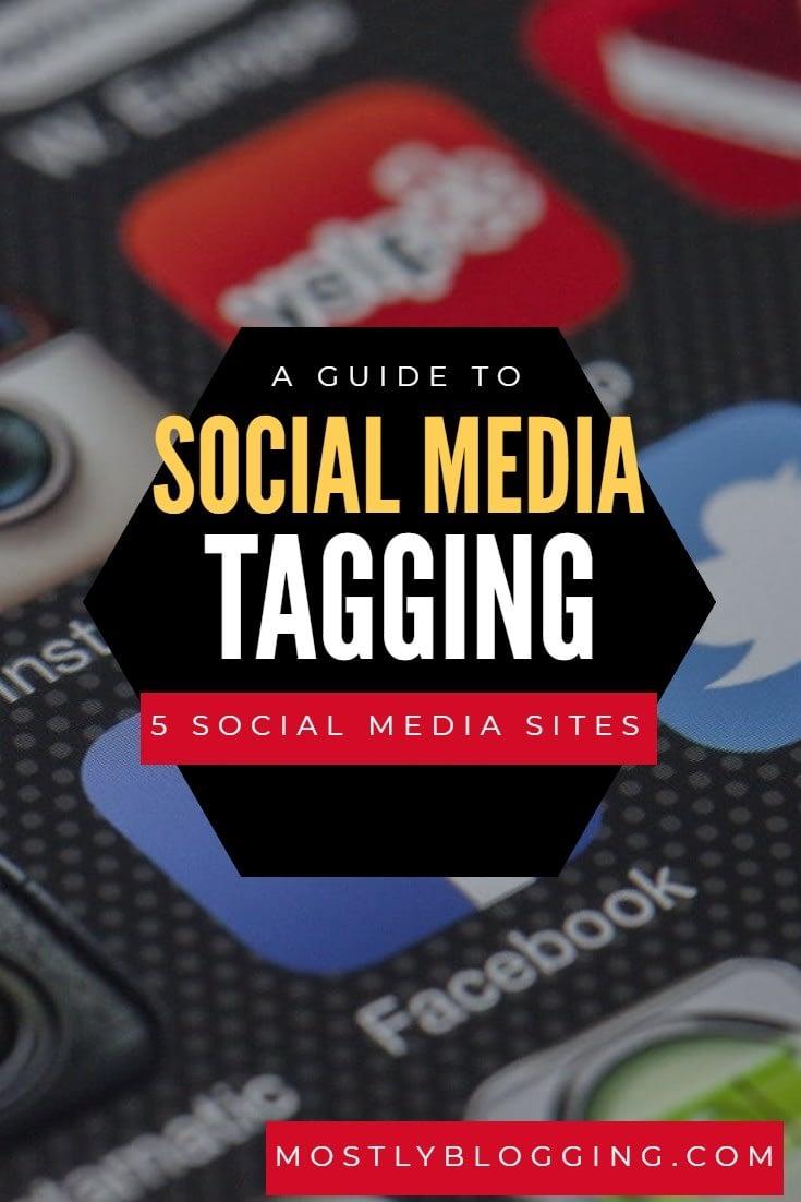 Tagging on social media