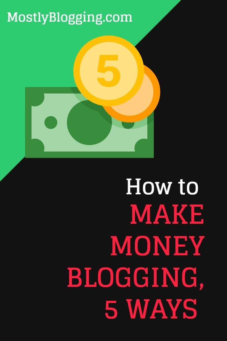 Types of blogs that make money