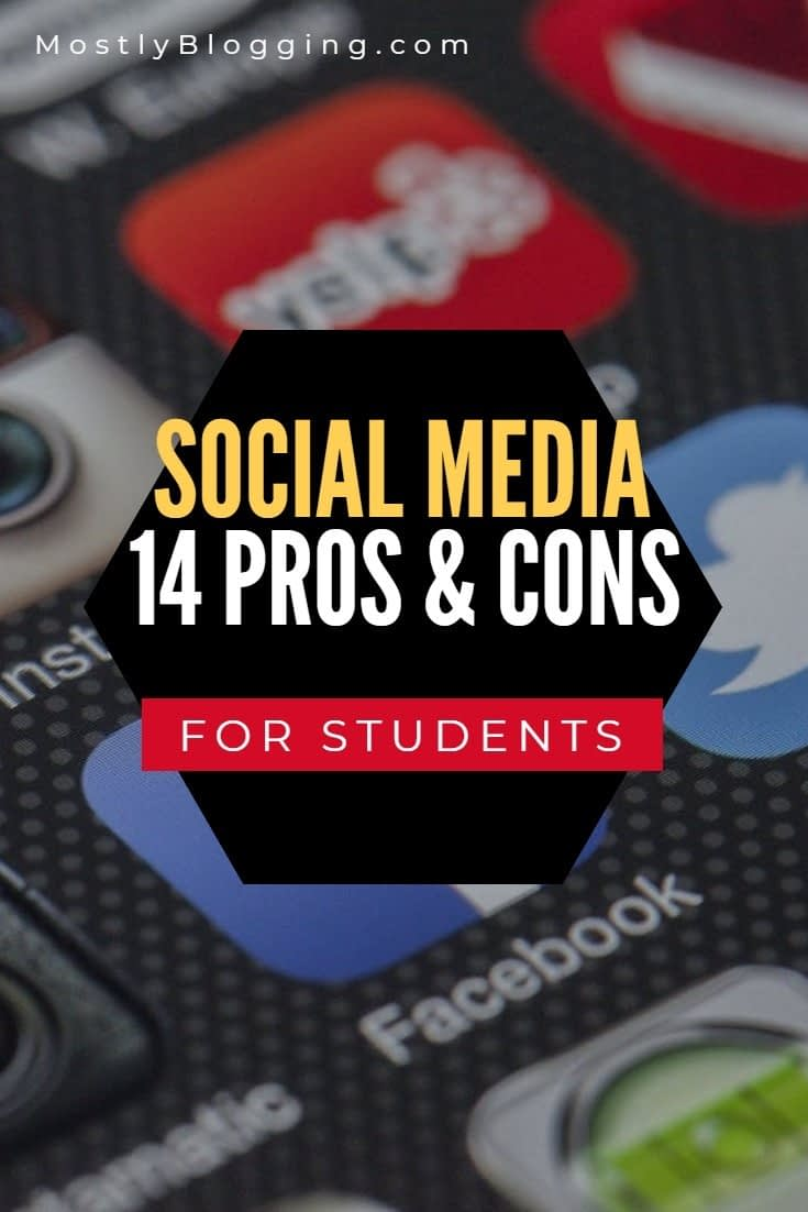 impact of social media on students