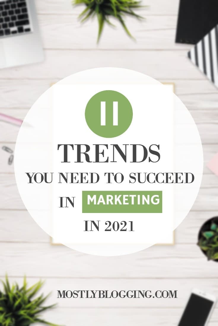 11 Best Marketing Research Trends (You Need to Look for in 2021)