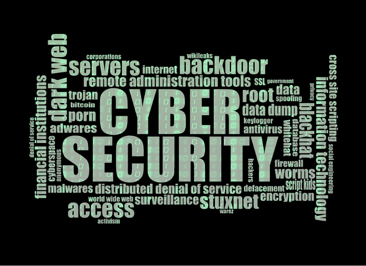 components of cyber security