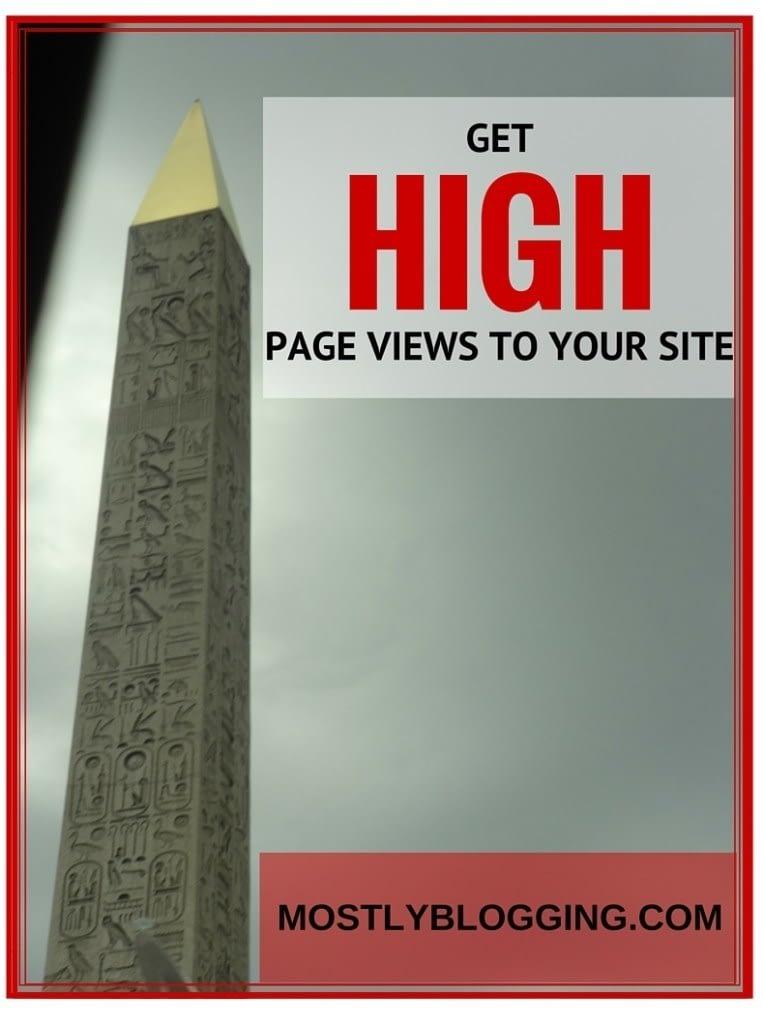 get page views