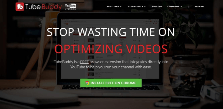 Tube Buddy helps #bloggers on #YouTube #videos