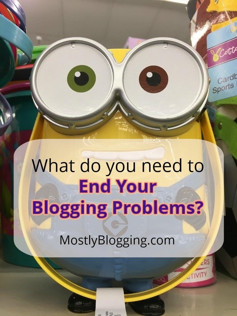 Let's end your blogging challenges today #BloggingTips