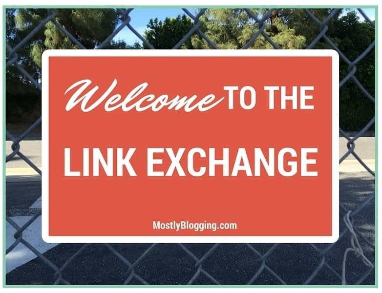 Link Exchange SEO
