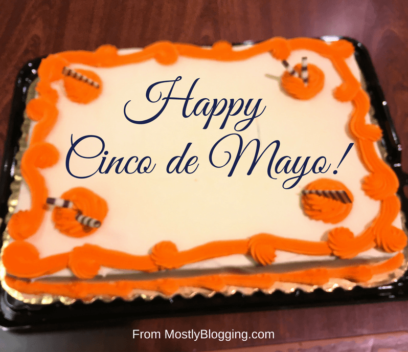 #Bloggers can #Network at the Cinco de Mayo blog party