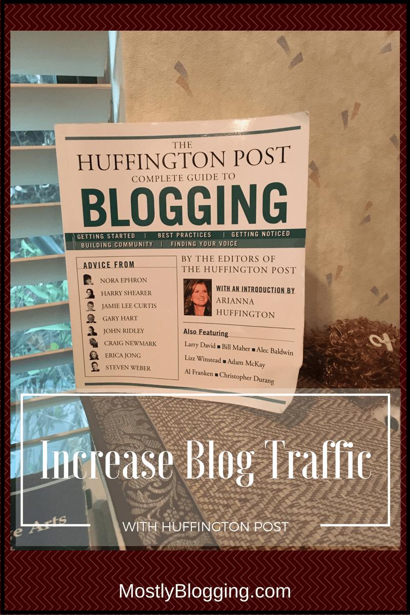 Huffington Post Blog Guide makes #blogging easier