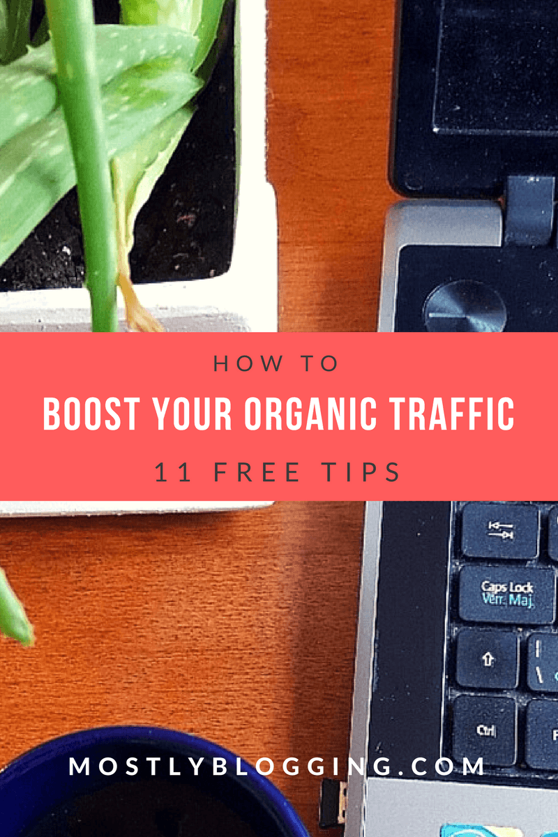Free SEO Tips will boost your organic traffic
