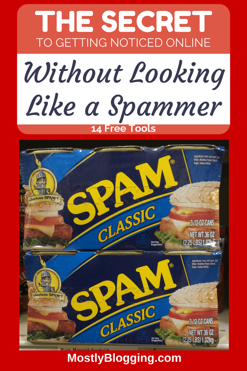 Use these 14 Free Social Media Management Tools and avoid looking like a spammer
