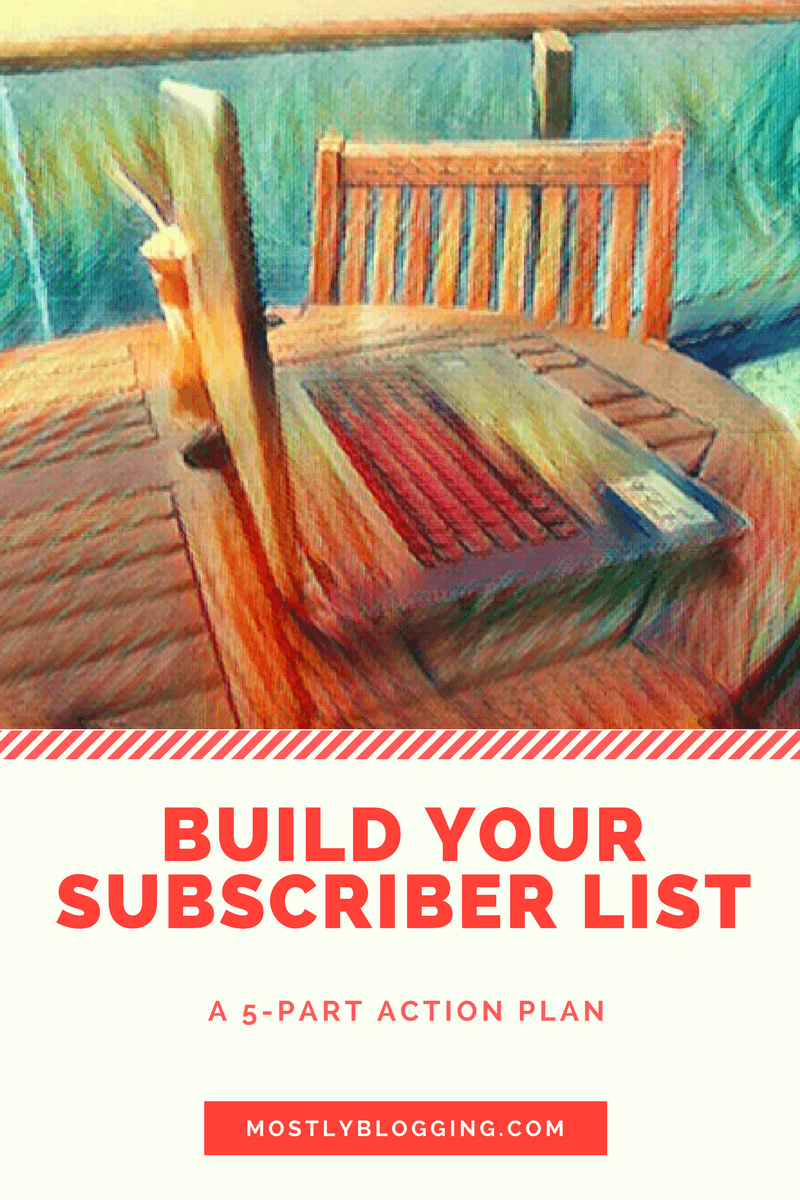 How to increase your blog subscribers
